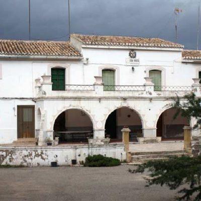 Casa forestal Huerta Espuña. Sierra Espuña
