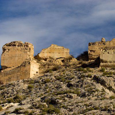 Castillo de Pliego. Sierra Espuña