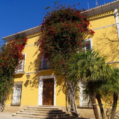 Centro Cultural V Centenario. Alhama de Murcia. Sierra Espuña