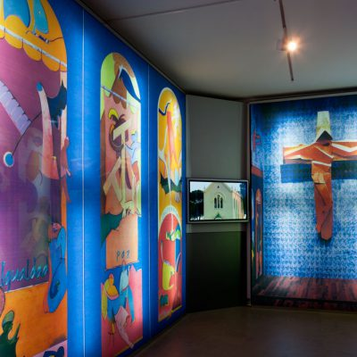 Fundación Casa Pintada-Museo Cristóbal Gabarrón. Mula. Sierra Espuña