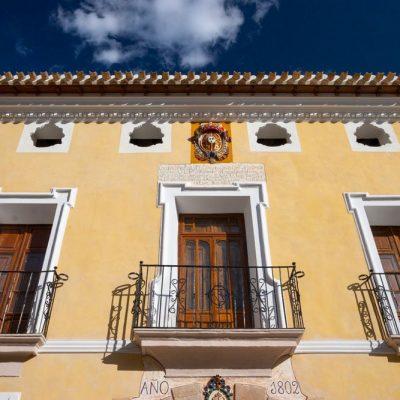 Casa de La Tercia. Pliego. Sierra Espuña