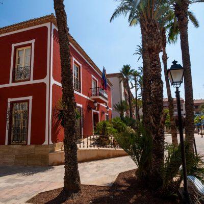 Casa de Los Artero. Alhama de Murcia. Sierra Espuña