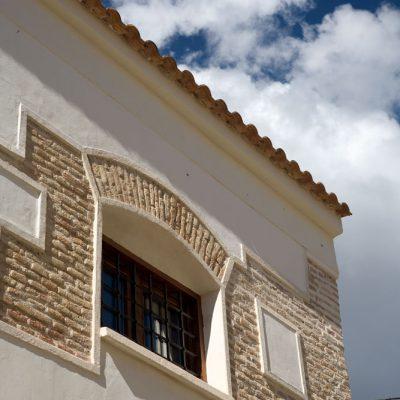 El Pósito. Alhama de Murcia. Sierra Espuña