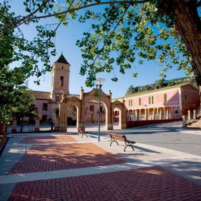 La Santa. Totana. Sierra Espuña