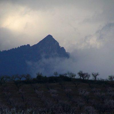 Sendero La Umbria. Sierra Espuña