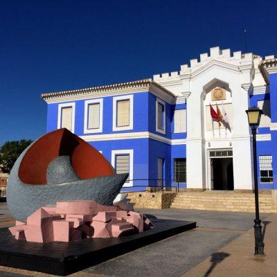 La Cárcel. Centro Cultural. Totana. Sierra Espuña