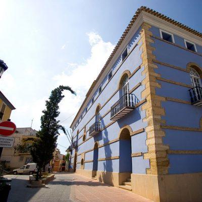 Plaza Vieja. Alhama de Murcia. Sierra Espuña